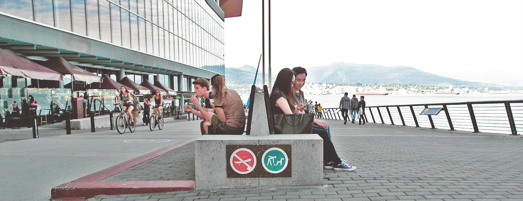 Vancouver Convention Centre Pokestop