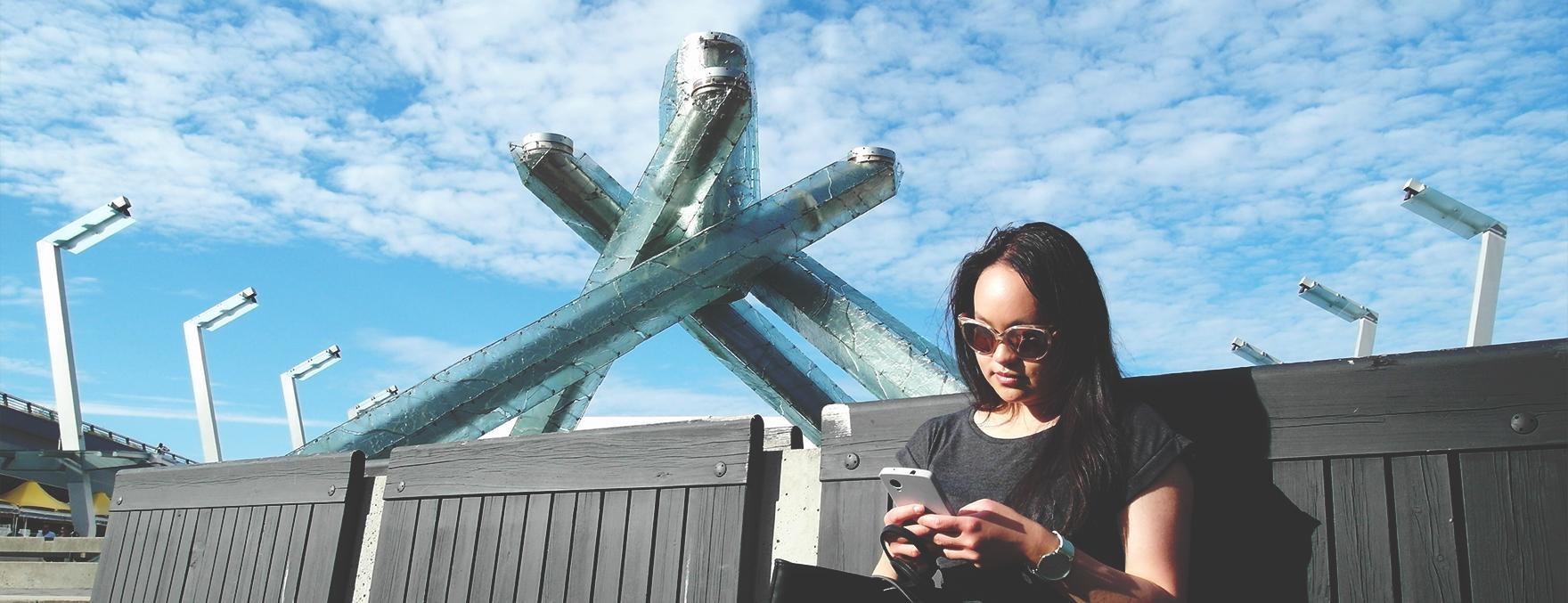 Vancouver Olympic Cauldron Pokestop