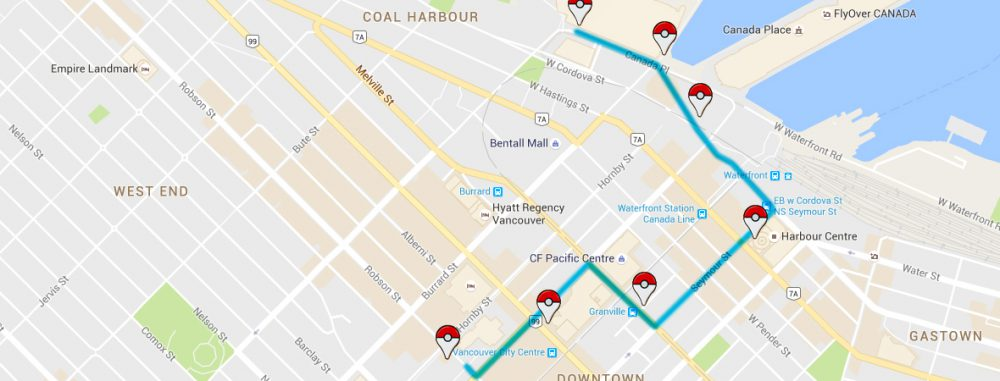 Where to play Pokemon Go without data   Good Money by Vancity