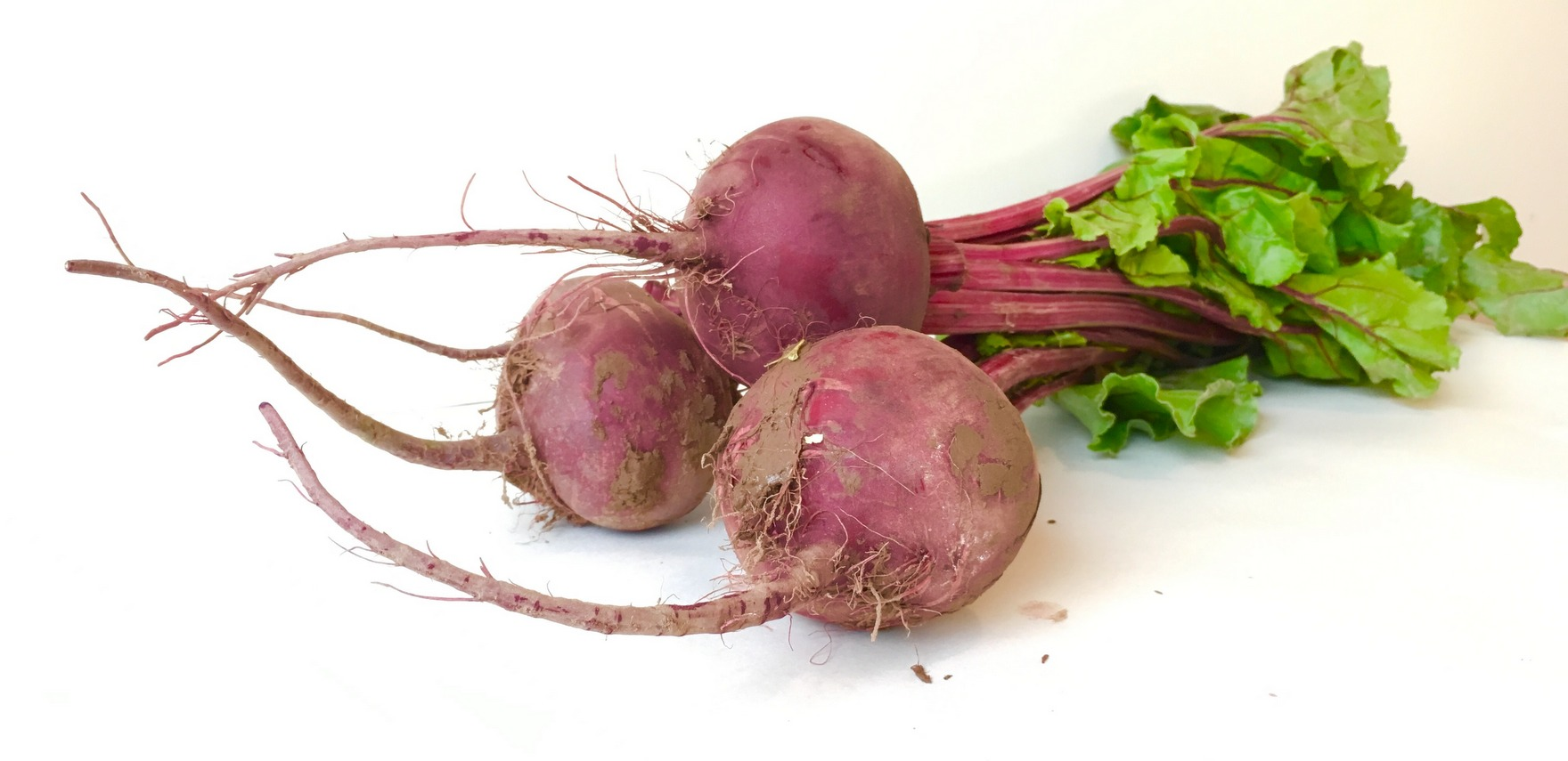 Beets from farmer's market