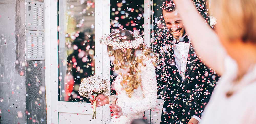 Just married: financial advice for newlyweds