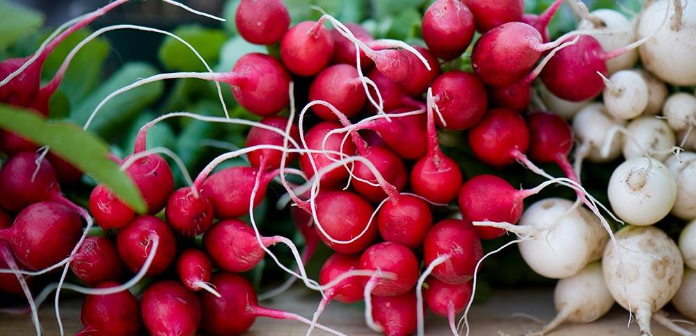 Local or organic food