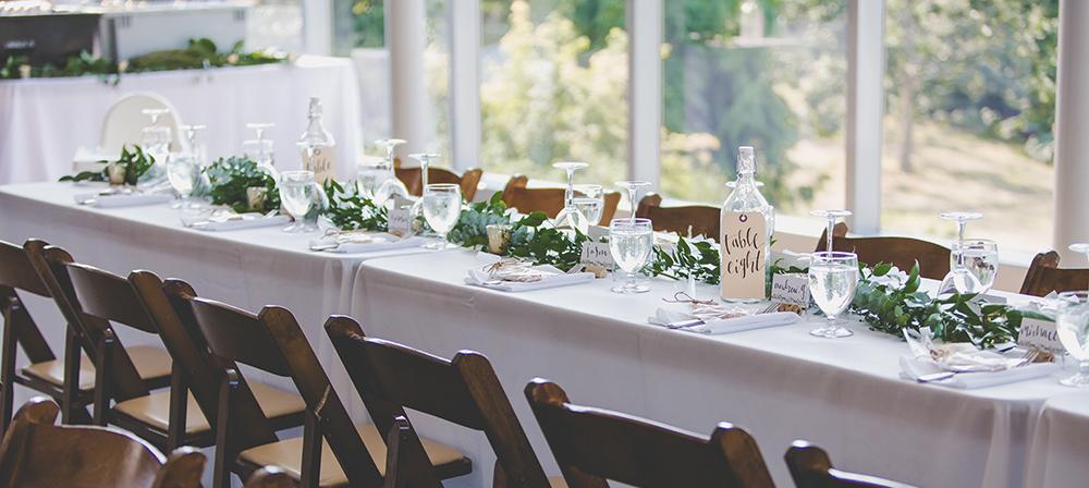 Vancouver bride shares actual wedding budget