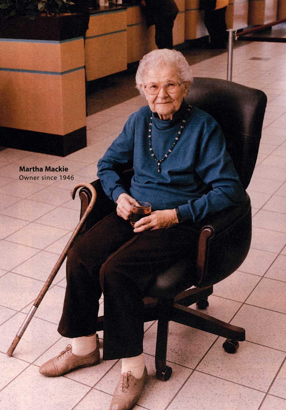 Martha Mackie