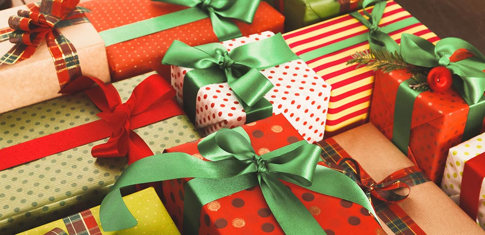 How to stop buying so many Christmas gifts
