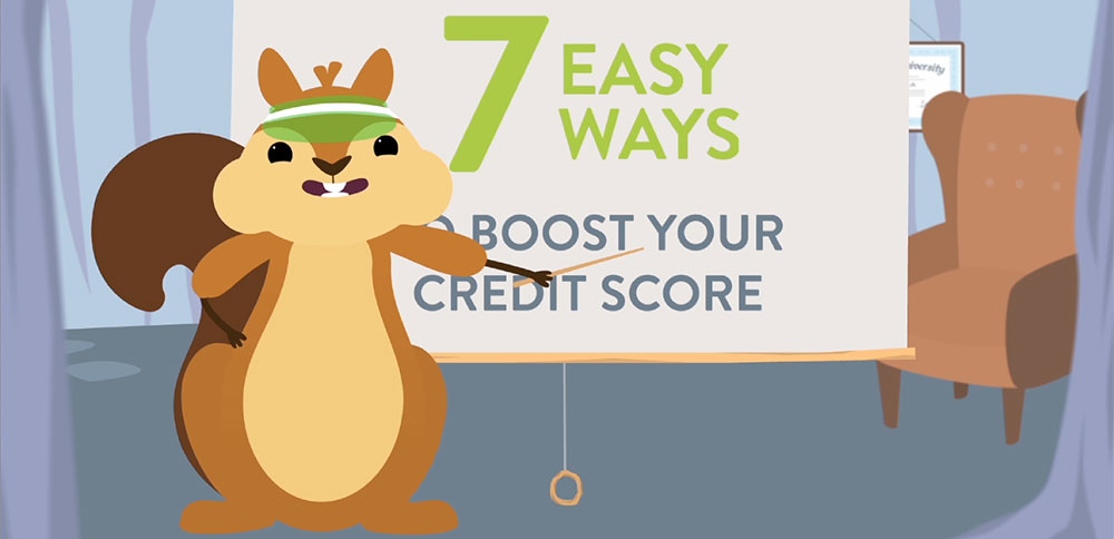 7 easy ways to boost your credit score